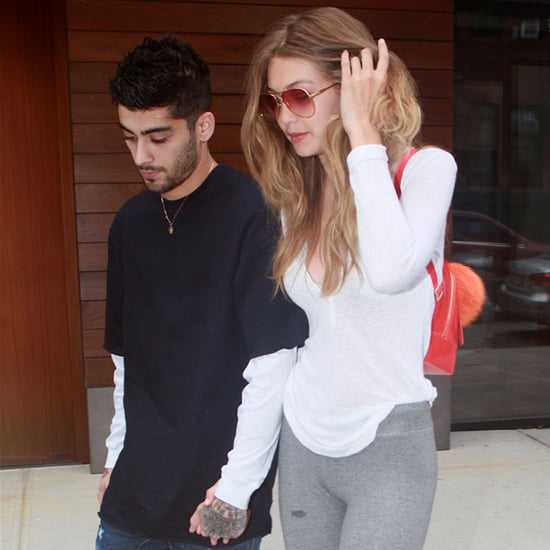 Gigi Hadid and Zayn Malik in NYC July 2016