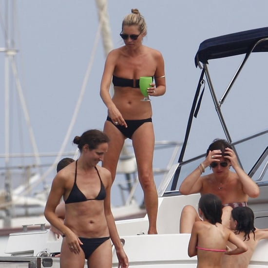 Kate Moss Bikini Pictures in France