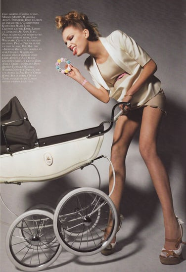 Do You Find French Vogue's Mom Photo Spread Offensive?