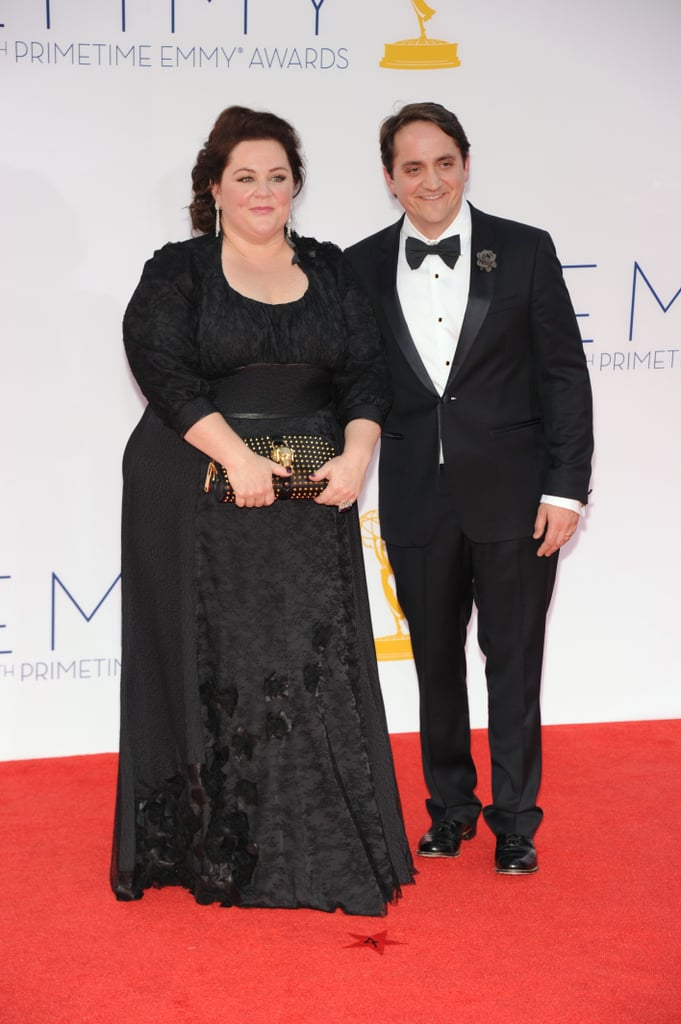 Melissa McCarthy and Ben Falcone