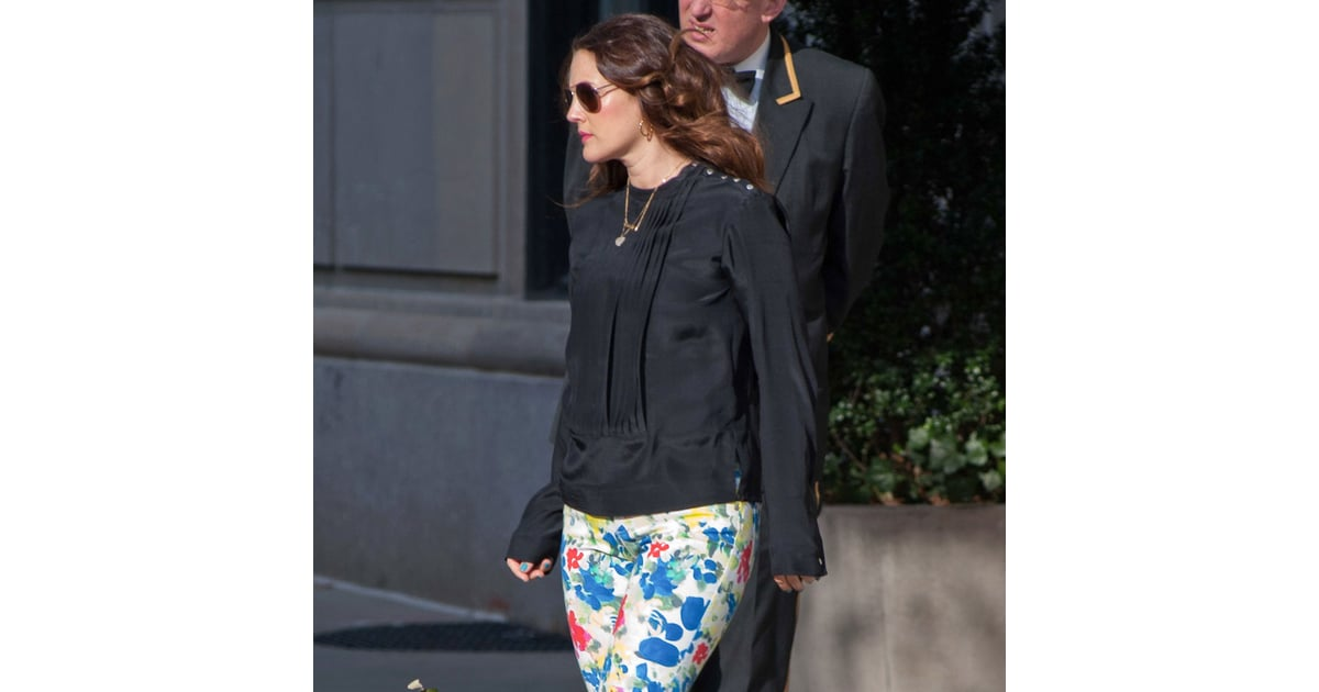 Drew Barrymore Street Style | March 23, 2013 | POPSUGAR ...