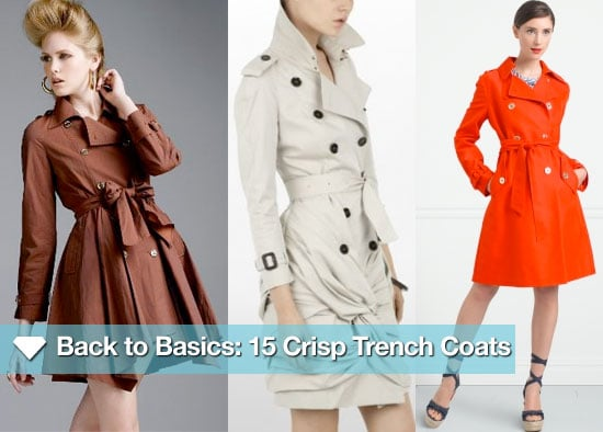 Stylish and Affordable Trench Coats