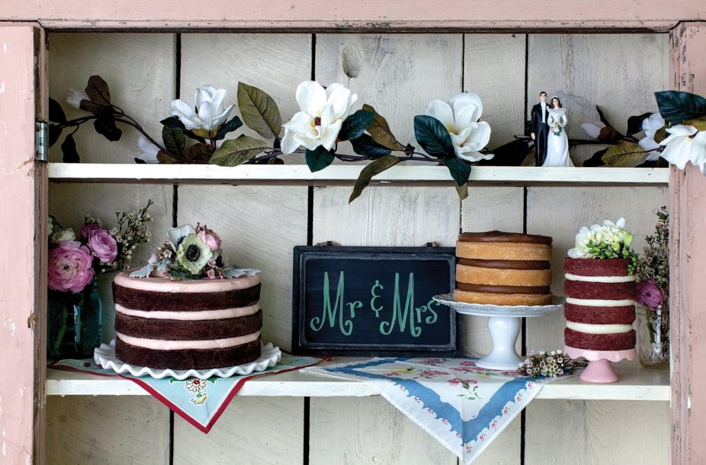 """""""Birthday Suit"""" Cakes"""