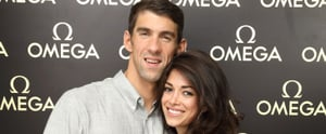Michael Phelps Steps Out With Nicole Johnson After His Retirement Announcement