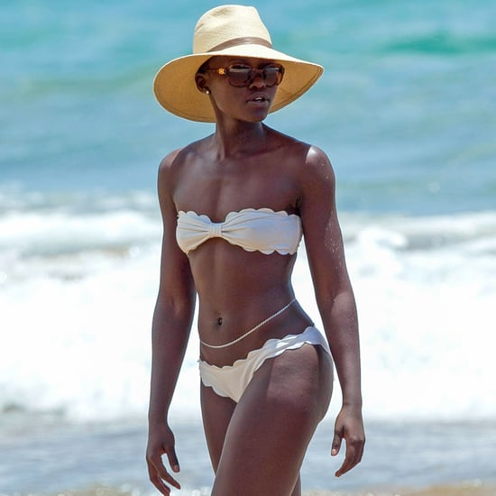 Lupita Nyong'o in a Bikini in Hawaii | Pictures