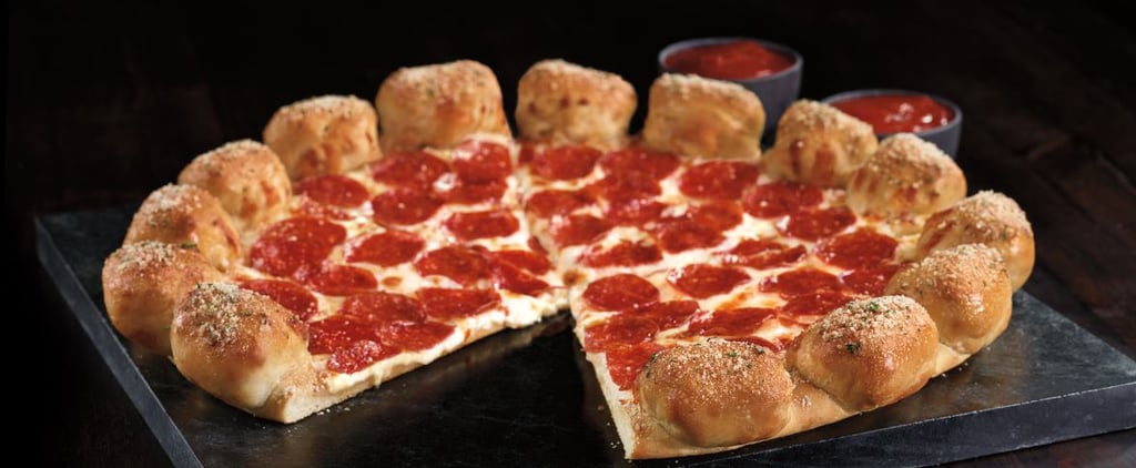 Pizza Hut Just Released Its Most Amazing Crust