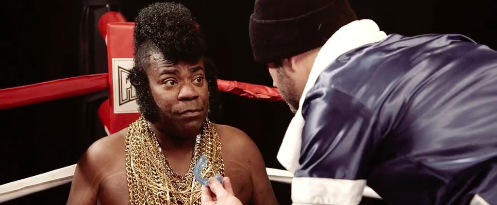 Jimmy Kimmel and Tracy Morgan Star in the Creed Parody You Didn't Know You Needed