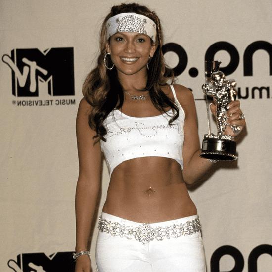 Jennifer Lopez at 2000 MTV Video Music Awards