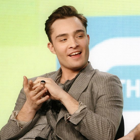 Joseph Morgan, Ed Westwick, and Shane West Pictures From Bad Boys of CW TCA Panel
