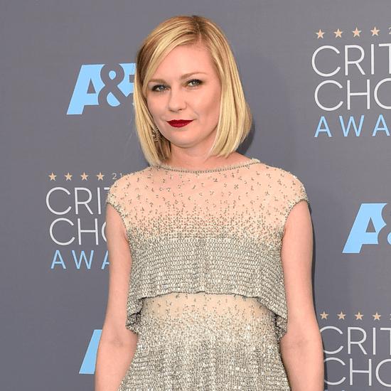 Kirsten Dunst's Dress at Critics' Choice Awards 2016