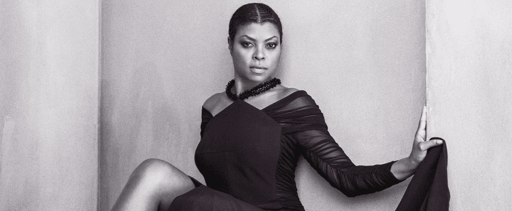 Why Taraji P. Henson Ditched the Weave For This Magazine Spread