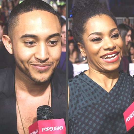 People's Choice Awards 2015 Red Carpet (Video)
