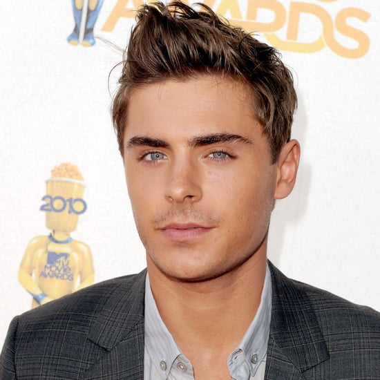 Zac Efron at the MTV Movie Awards Through the Years