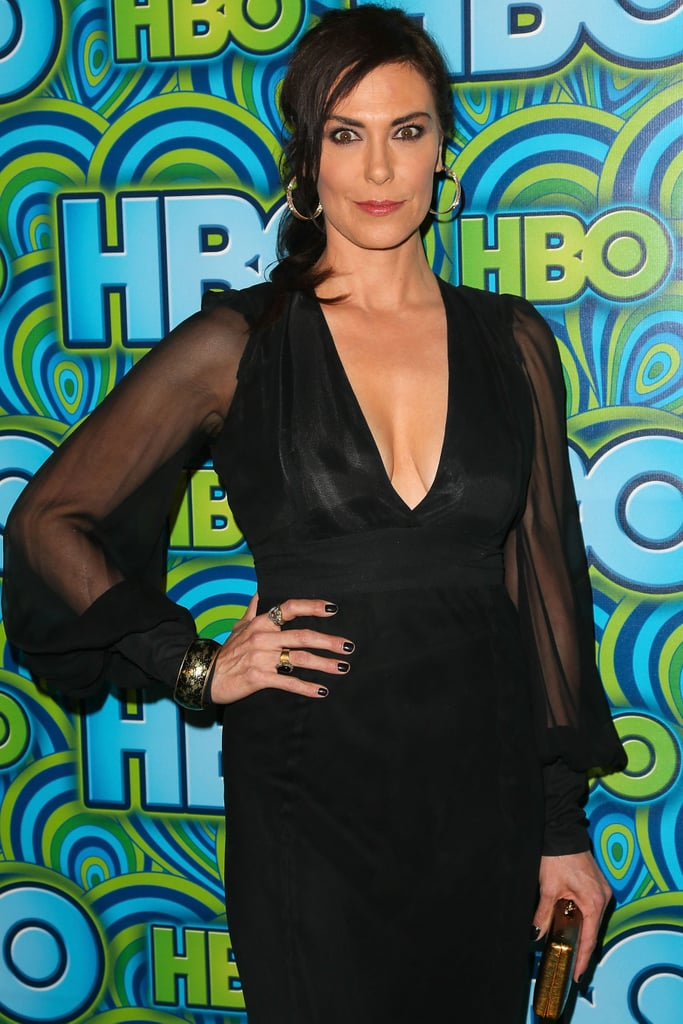 True Blood's Michelle Forbes joined The Hunger Games: Mockingjay — Part 2 as Lieutenant Jackson, a soldier from District 13.