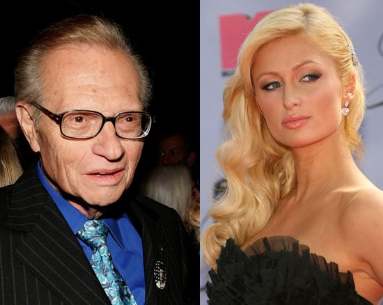 Sugar Bits - Larry King Gets The First Paris Interview