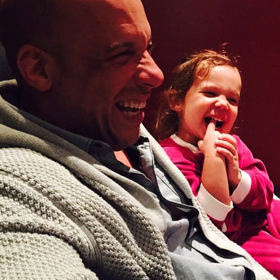 Vin Diesel Family Pictures on Instagram