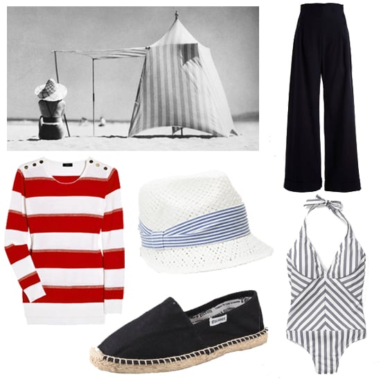 How to Get Classic, Sporty, Summer Style