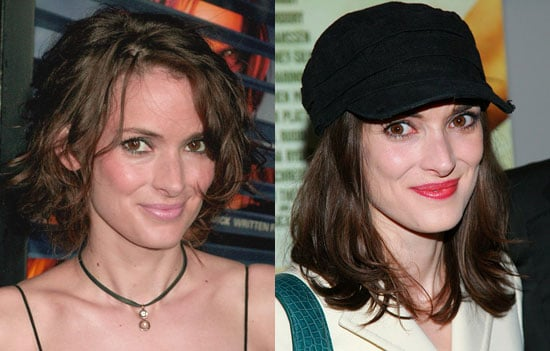 Which Pink Lipstick Looks Better on Winona?