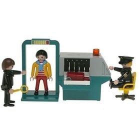"""A Playmobil """"Security Check Point""""? Is This For Real?"""