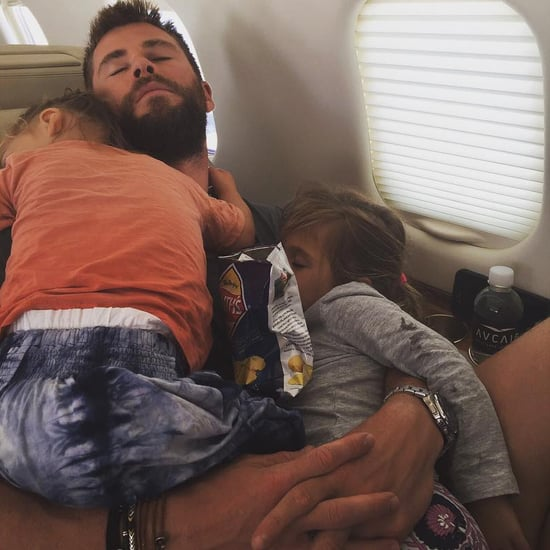 Chris Hemsworth's Cutest Pictures With His Kids
