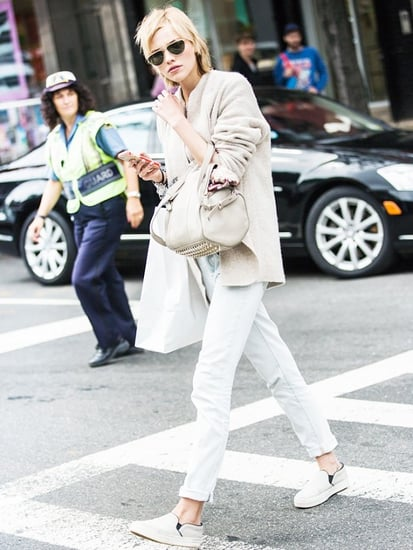 8 Outfits for Looking Super Stylish in Sneakers This Summer