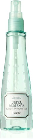Ultra Radiance Facial Re-Hydrating Mist Instant Re-Moisturizing Mist With Tri-Radiance Complex