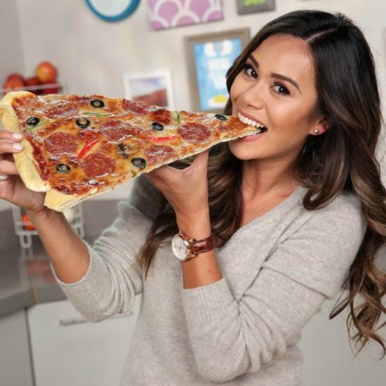 Giant Pizza Slice Recipe
