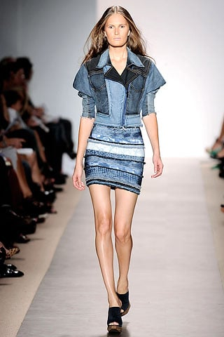 Spring 2010 Trend Report: Washed and Destroyed Denim