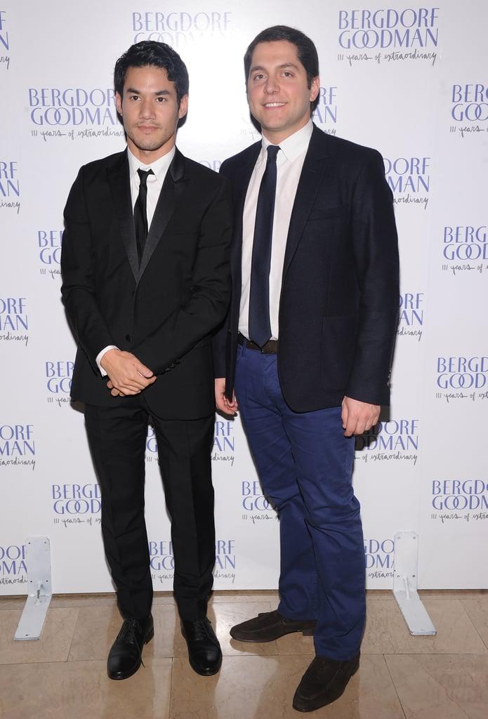 Joseph Altuzarra and Seth Weissman