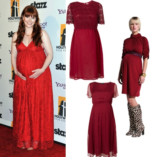 Bryce Dallas Howard's Jolly Red Statement