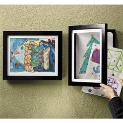 Pimp Your Crib: Frame Your Lil Artist's Artwork