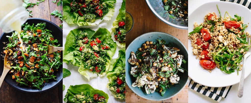 50+ Gorgeous Grain Salads You'll Want to Pack For Lunch