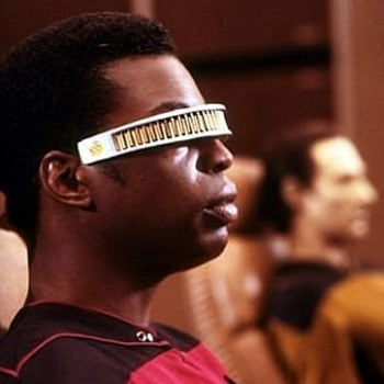 Futuristic Glasses From the Movies