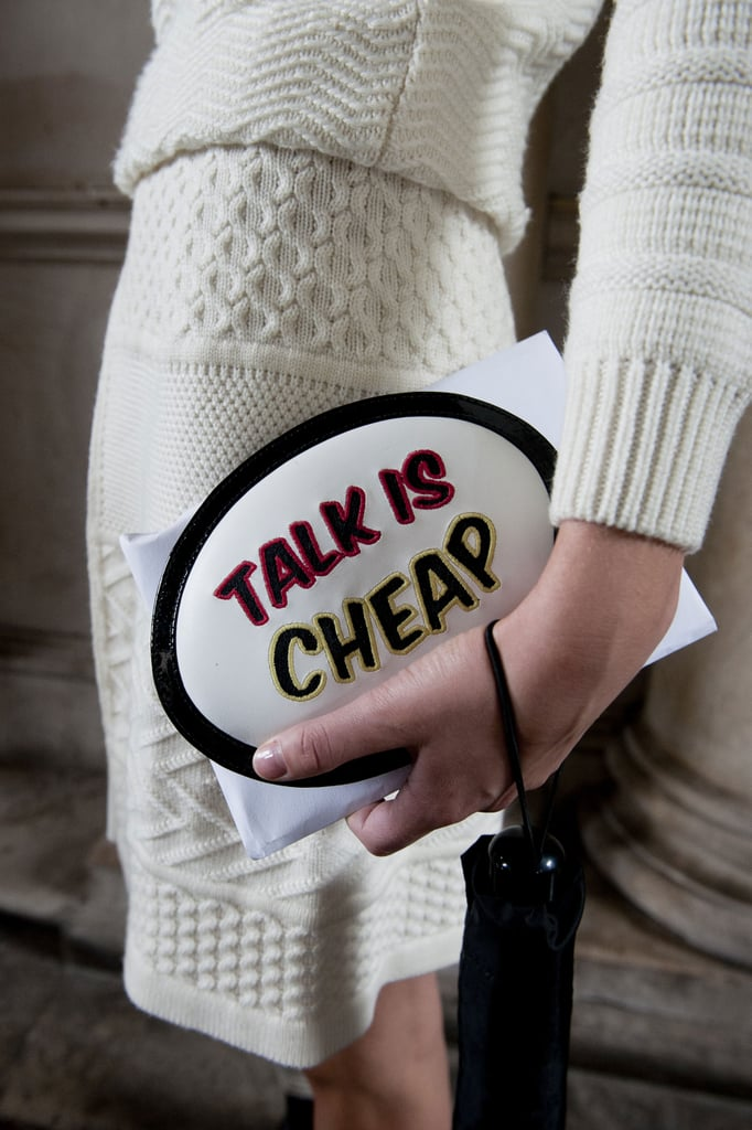 Talk may be cheap, but great accessories are not.