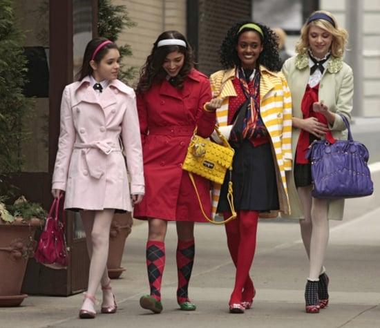 I Want This Wardrobe: Gossip Girl