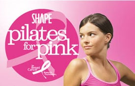 Another Way to Get Involved: Pilates for Pink