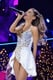 Ariana Grande belted out her hits.