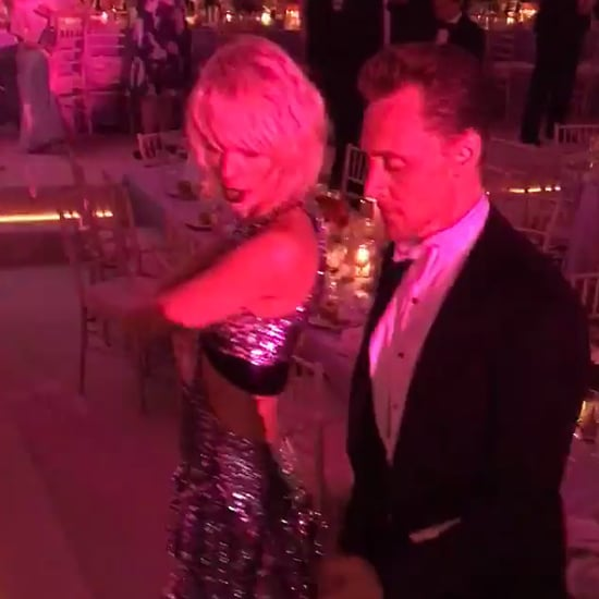 Tom Hiddleston Gushed About Taylor Swift Following Met Gala Dance-Off: 'She's Very Charming, She's Amazing'
