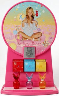 Mariah Carey Ring Pop Perfumes