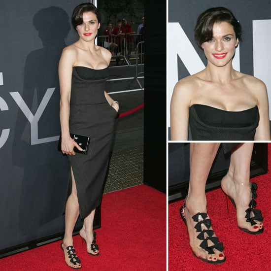 Rachel Weisz in Christian Dior Couture at The Bourne Legacy Premiere