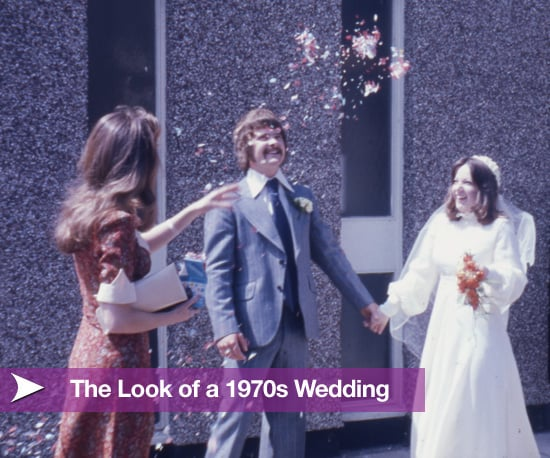 Pictures From 1970s Weddings