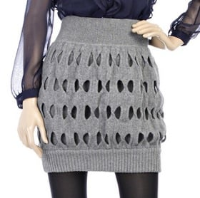 Fendi Honeycomb Knit Skirt: Love It or Hate It?