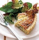 Fast & Easy Dinner: Basic Quiche