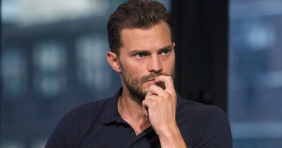 Jamie Dornan Also Thinks It's Unfair You Don't Get to See His Penis in Fifty Shades