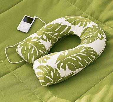 Palmetto Speaker Neck Pillow