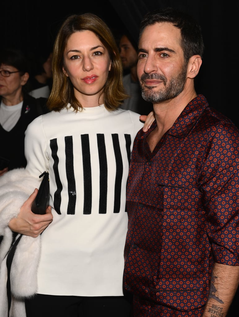 Marc Jacobs Wraps Up Fashion Week With a Star-Studded Show