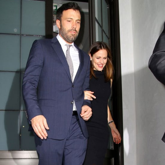 Ben Affleck and Jennifer Garner on a Date at Spago