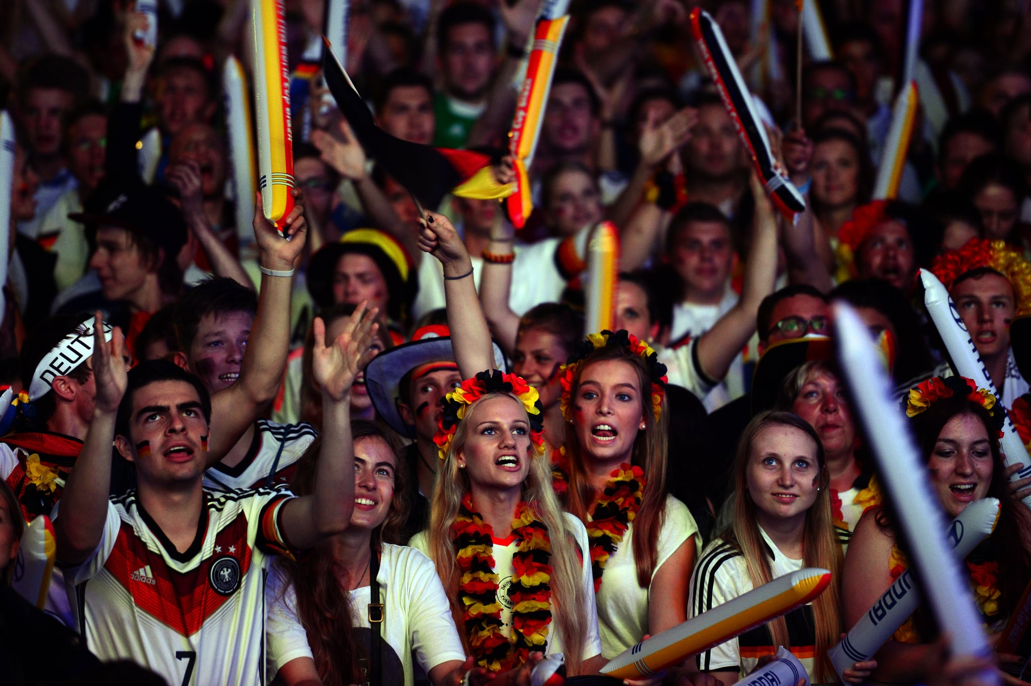 Germany Fans Are Just Losing Their Minds