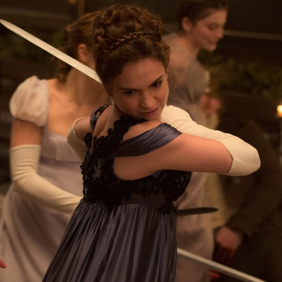 Pride and Prejudice and Zombies Exclusive Clip