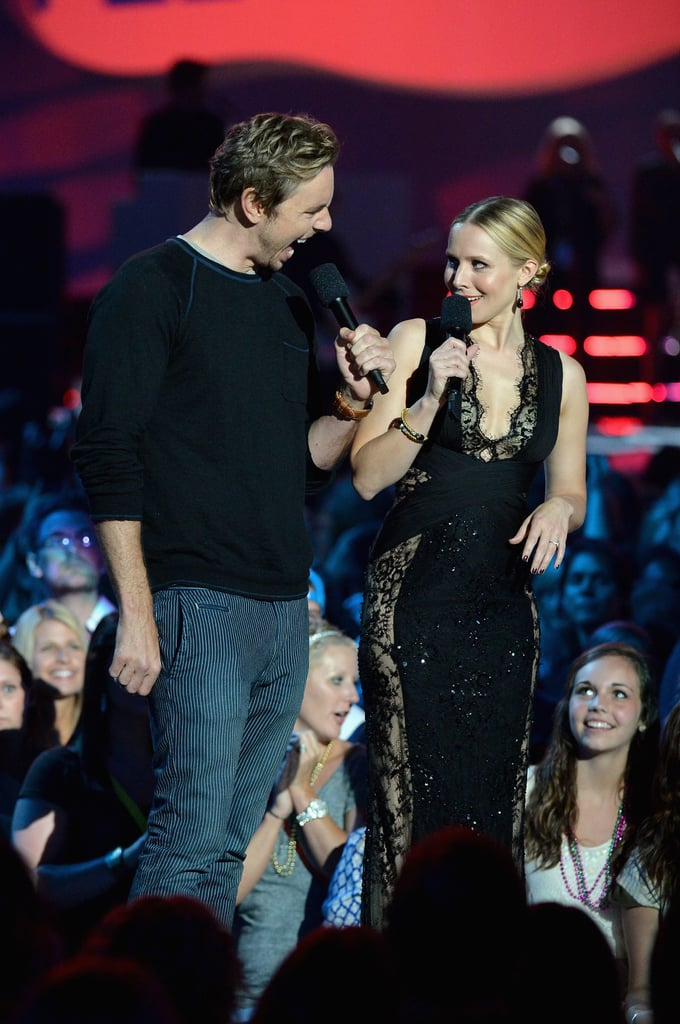 The couple shared the stage at the 2014 CMT Music Awards.